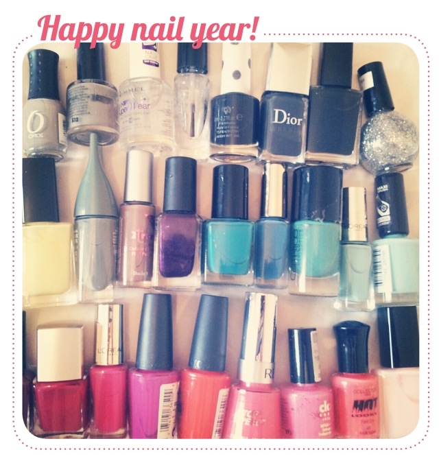happy nail year